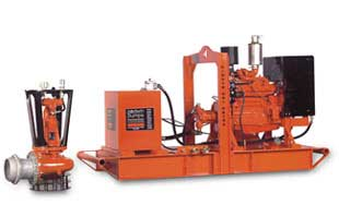 Pacific pump and power hawaii pumps for Submersible hydraulic pump motor